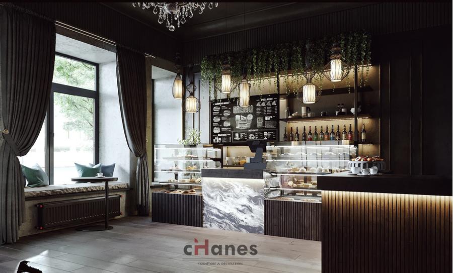 Cafe Dekorasyonu